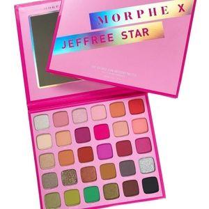 ⭐Jeffree Star X Morphe Artistry Palette 30 Shades⭐